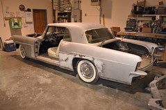 """1956 Lincoln Continental Mark II • <a style=""""font-size:0.8em;"""" href=""""http://www.flickr.com/photos/85572005@N00/5330288591/"""" target=""""_blank"""">View on Flickr</a>"""