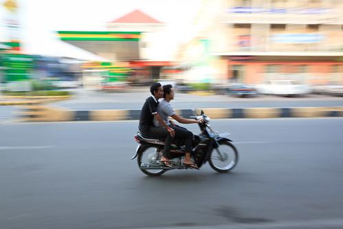 Panning Cambodia 2