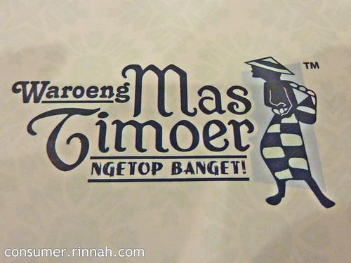 Waroeng Mas Timoer logo