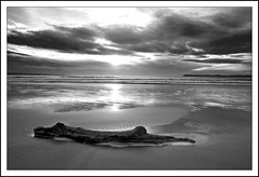 Liscannor Bay (Volker Becker) Tags: ireland sea bw seascape liscannor liscannorbay