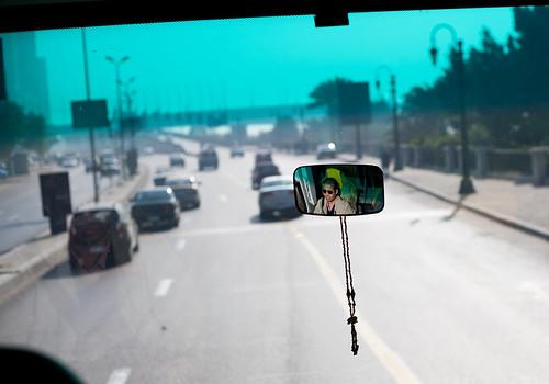 En bussjåfør