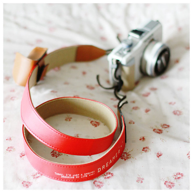 Lovely Camera Strap for My Olympus PEN