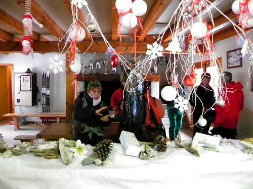 Dans le foyer de ski de fond Peisey Nancroix 020