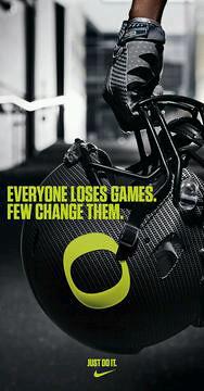 Oregon Nike Ad 2