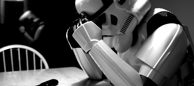 sad storm trooper