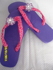 1º Chinelo Customizado