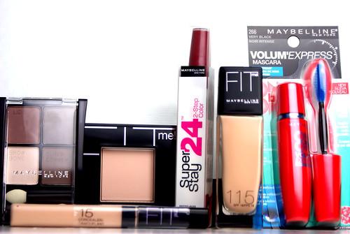 Resultado de imagem para maybelline makeup