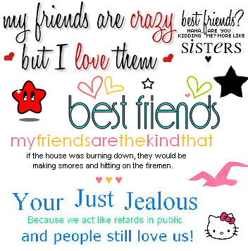cute anime best friends. hot i love you est friend