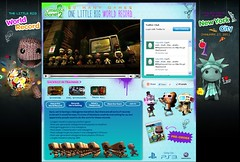 LittleBigPlanet 2 World Record Hub