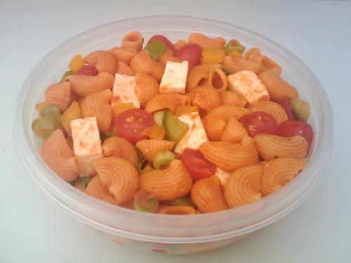 #435 - Tomato Pasta Salad