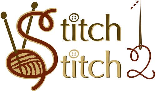 Stitch 1, Stitch 2 logo