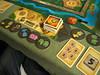 ゲーム終了時の野営地ボード