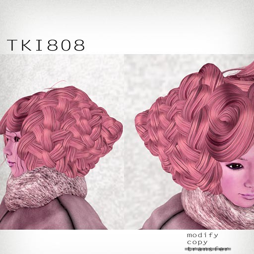 booN TKI808hair