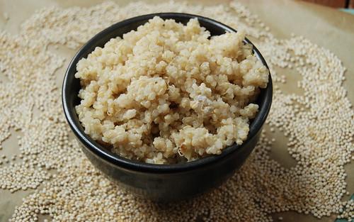 coconut ginger quinoa