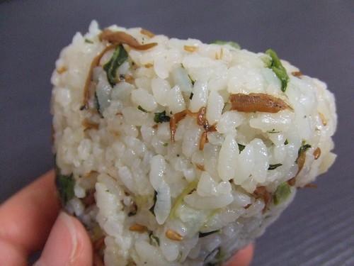 広島菜ちりめん 画像 2