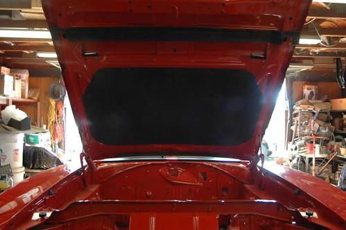 under hood details
