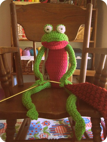 Knit n' Frog_1