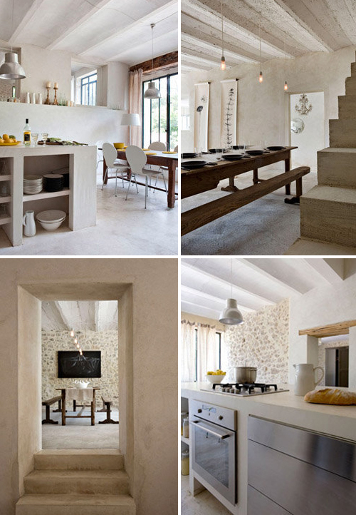 A Renovated Farmhouse In The French Countryside THE