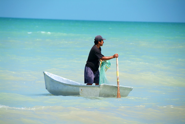 Mexican Fisherman