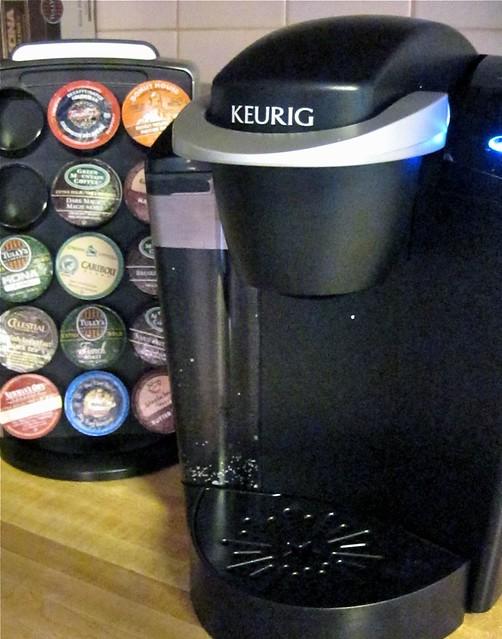 new coffeemaker
