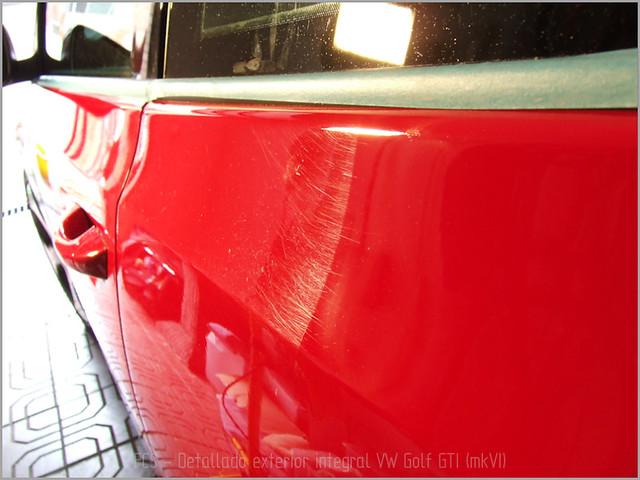 Detallado exterior VW Golf GTI mkVI-26