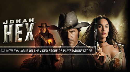 PlayStation Video Store Update