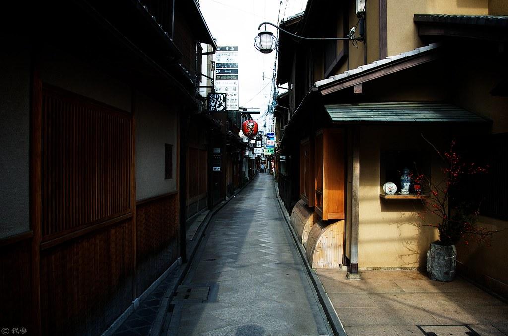 Pontochō, Kyoto 19mm