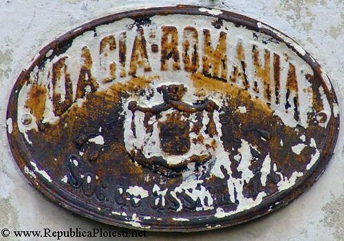 Dacia Romana - Constantei (belle epoque)