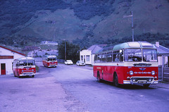 Highland Omnibuses B55 Kinlochleven (Guy Arab UF) Tags: bus buses scotland coach scottish 1961 kinlochleven b55 aecreliance duple macbraynes highlandomnibuses 199cus