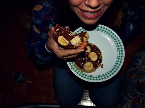 nutellawaffles