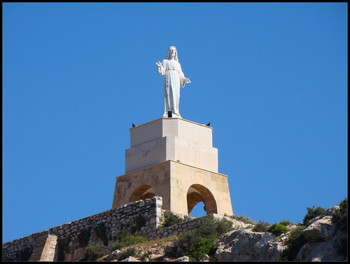Cristo Cerro San Cristobal