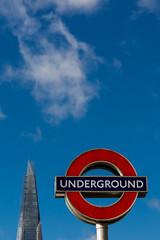 London Shard & Underground
