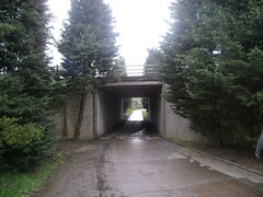 Park Lane/Path under A38 from Street Lane village to Morleypark Farm, Derbyshire (eamoncurry123) Tags: park street public village farm lane dual footpath parklane publicfootpath a38 carriageway dualcarriageway streetlane morleypark morleyparkfarm