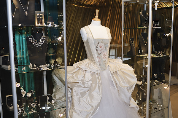 Georg Jenson Cabinets With Couture Dress By Gracie Bleu Bridal Of Matlock  (c_w_sellors) Tags
