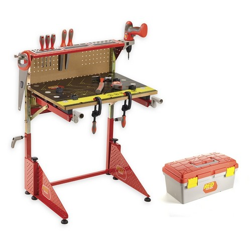 Lowes_Red ToolBox