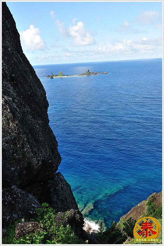 蘭嶼 Day3-情人洞旁的無名山頭+東清海邊 (7)