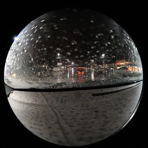 Like a Rain Snow Globe