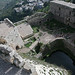 Krak des Chevaliers from the roof