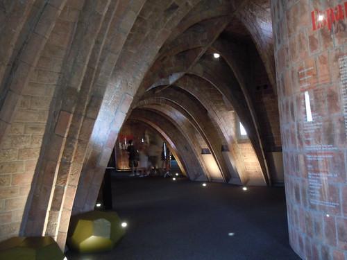 ガウディ建築の特徴 in カサ・ミラ