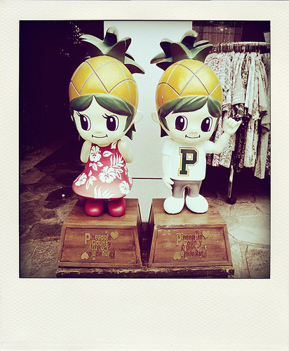 pineapple boy and girl
