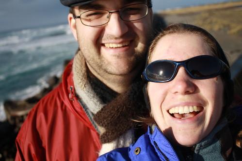 Ian & Katie Seaside 2010