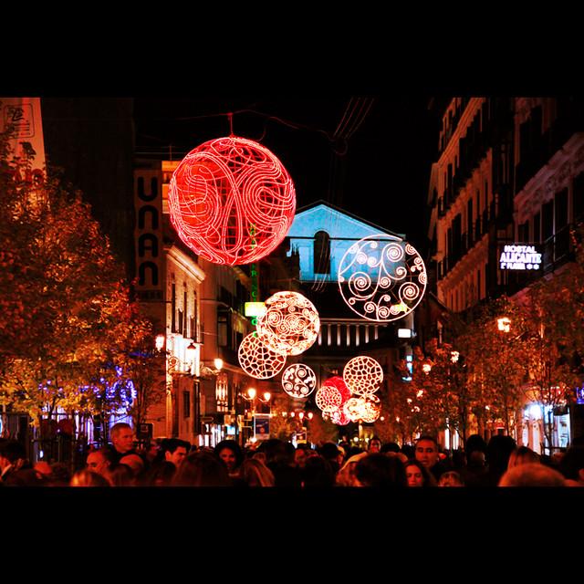 Madrid, noviembre del 2010.