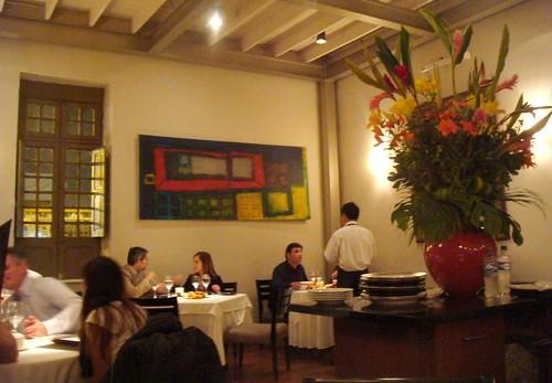 Restaurante Astrid y Gastón