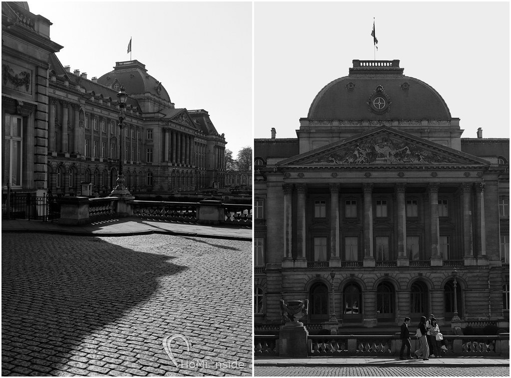 Royal Palace of Brussels (Brussels - Belgium)