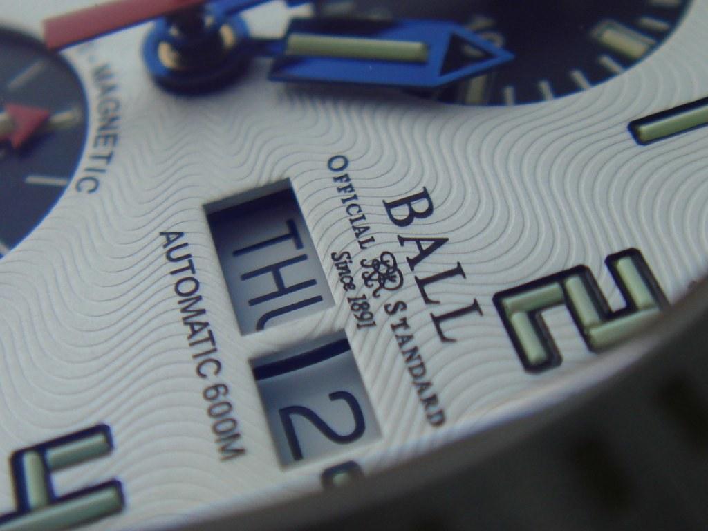 My Ball Hydrocarbon Trieste Bathyscaph Has LAnded 5227204360_75a7bf389c_b