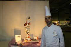 Villeroy & Boch Culinary World Cup Lussemburgo 2010. Mario Ragona