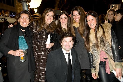 Fiesta Harper's Bazaar Village en Barcelona