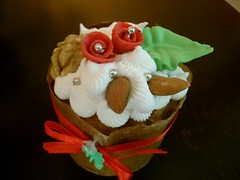 BOLO ALEMO DE NATAL (ronk doces) Tags: cake natal de candy sweet chocolate bolo marzipan alemo acucar ceia coito lembrancinhas corporativos paodemel martarocha coroadoadvento