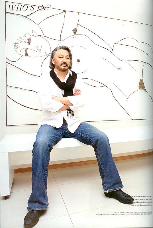 Nurlan Turekhanov