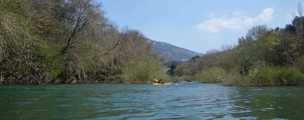 Descenso del Río Arakil en kayak 023